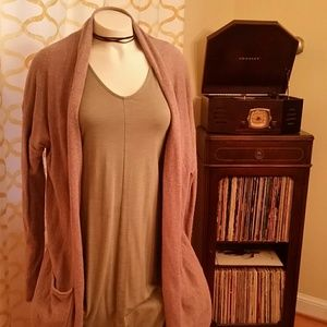 Tan Boho Sweater